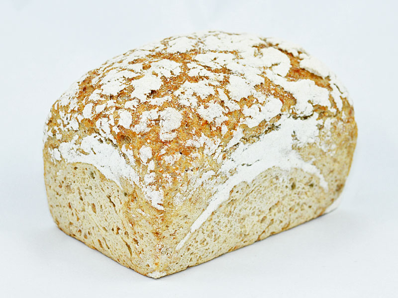 Chleb razowy (380g).