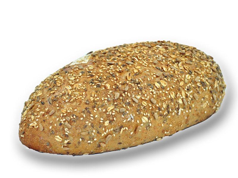 Chleb wieloziarnisty (700g).