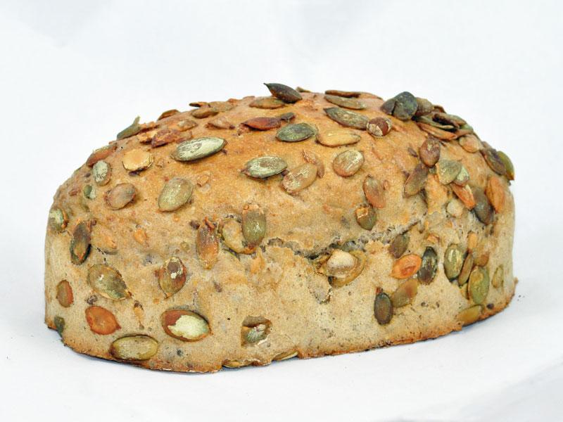 Chleb dyniowy (400g).